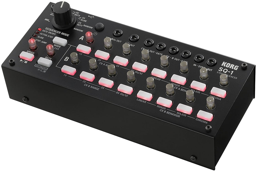 korg sequencer & sync box