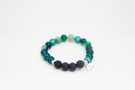 May- Green Agate