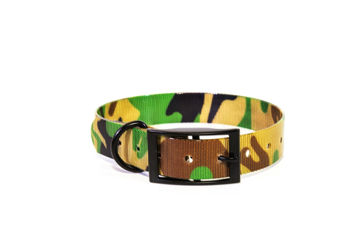 1 Inch ProDog Brand Comando Camo Collar - Customize your Nameplate!