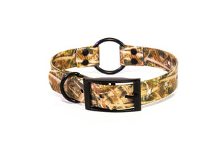 1 Inch ProDog Brand Real Tully Camo Center Ring Collar - Customize your Nameplate!