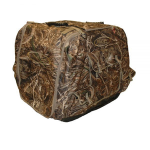 Mud River Dixie Insulated Kennel Cover RealTree Max 5