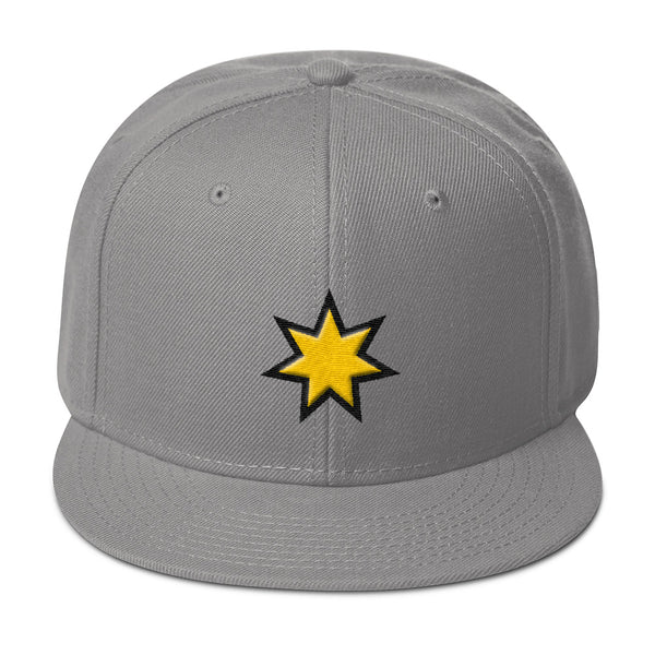 Seven Pointed Star Hat