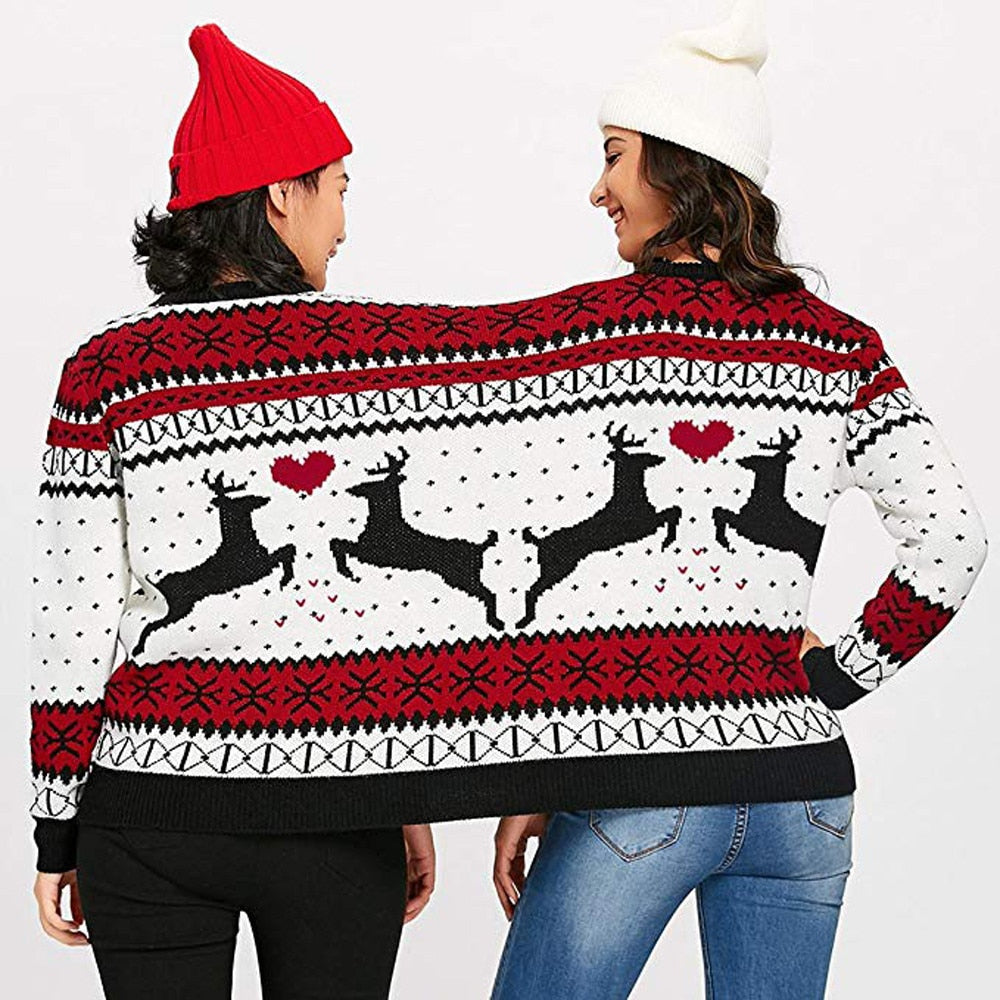 Christmas Couples Sweater