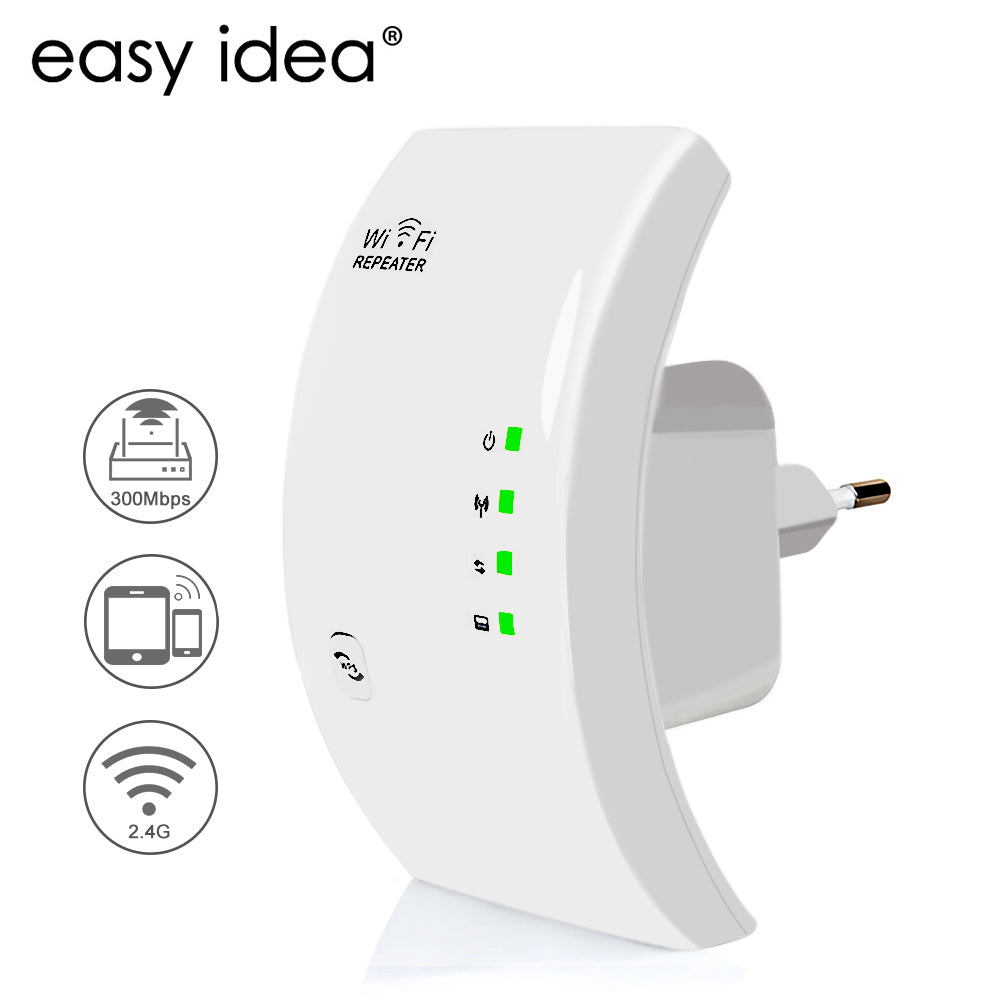 Smart WIFI Repeater Extender & Router