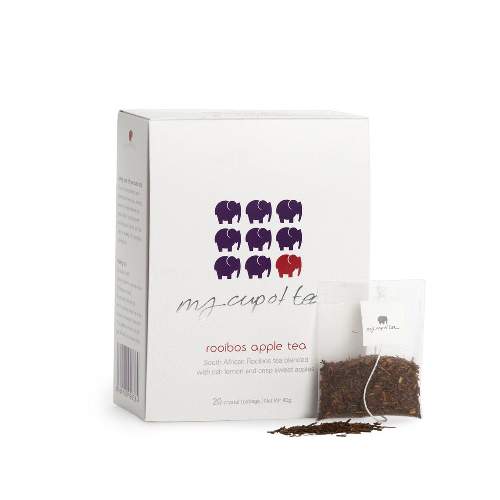 Rooibos Apple Teabags