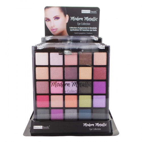Beautytreats Modern metallic eyeshadow 725S