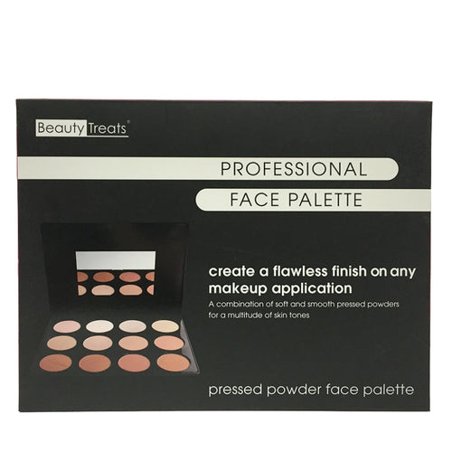 Beautytreats Face palette 991