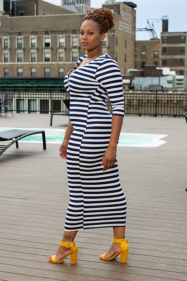 Brandy Nautical Vibes Dress