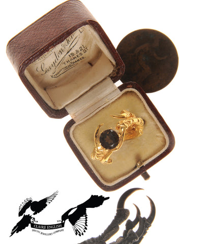The Magpie Swag Ring