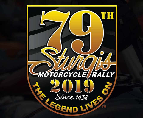 Icicles at the 79th Sturgis Motorcycle Rally: Aug 2nd-11th 2019