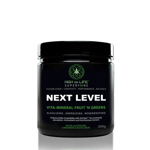 NEXT LEVEL - VITA-MINERAL FRUIT & GREENS (300g)