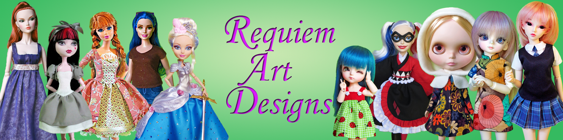 Requiem Art Designs