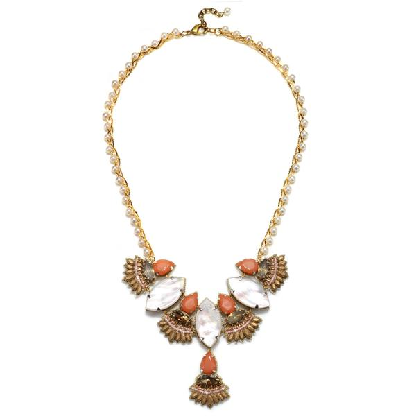 Tulum Statement Necklace - Suzanna Dai
