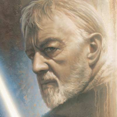 Timeless Series: Obi-Wan by Jerry Vanderstelt | Star Wars