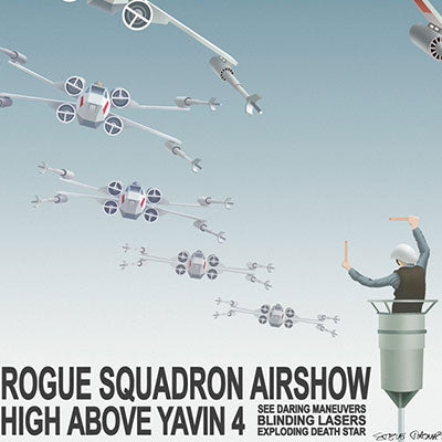 Rogue Squadron by Steve Thomas | Star Wars