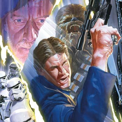 Star Wars #3 by Alex Ross | Star Wars