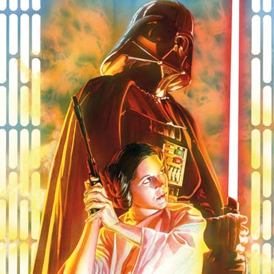 Star Wars #4 by Alex Ross | Star Wars