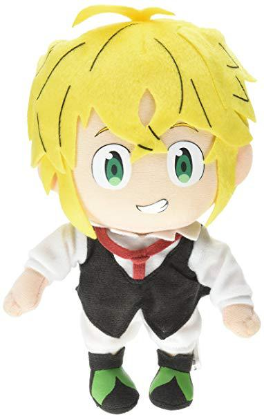 Seven Deadly Sins Plush Toys Hawk Meliodas Dolls Kids Toys