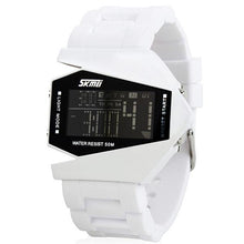 Load image into Gallery viewer, Fashion Mens Hot Aircraft Personality Creative Led Watch