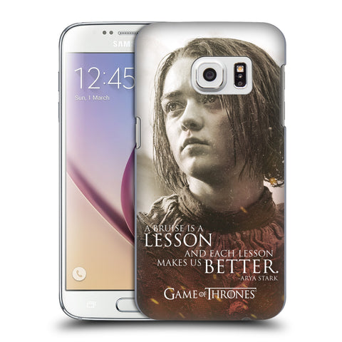 Official HBO Game of Thrones Character Portraits Hard Back Case for Samsung Galaxy S7