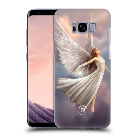 Official Anne Stokes Mermaid And Angels Hard Back Case for Samsung Galaxy S8+ S8 Plus