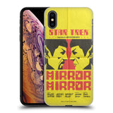 Official Star Trek Juan Ortiz Posters TOS Hard Back Case for Apple iPhone XS Max