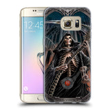 Official Anne Stokes Tribal Soft Gel Case for Samsung Galaxy S7 Edge