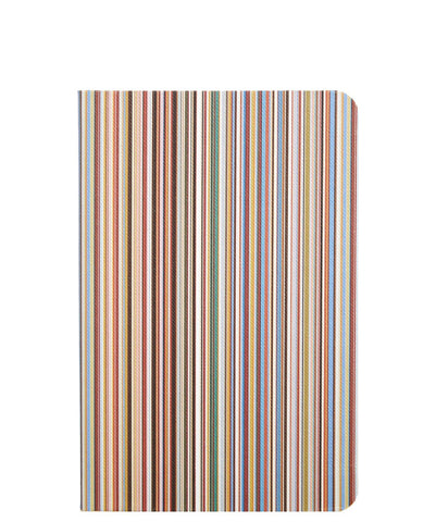Paul Smith Multi Stripe Pocket Notebook