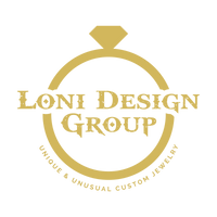 Loni Design Group - Jewelry, Custom Jewelry, Ring, Wedding, Engagement Ring, Earrings, Unique, Earrings, Goth, Biker, Dark, Antique, Diamond