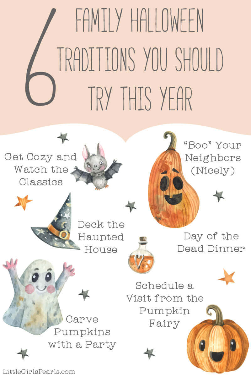 6 family friendly halloween traditions to try with your kids.