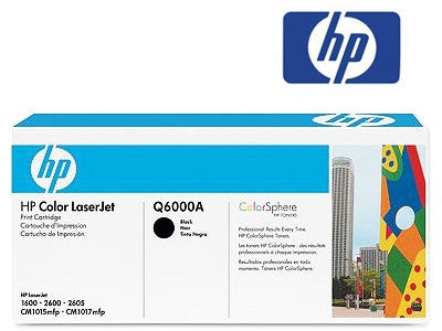 HP Q6000A genuine printer cartridge