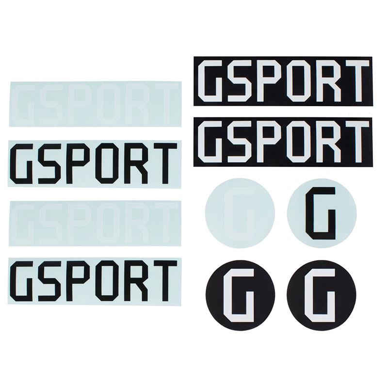 G-Sport Sticker Pack