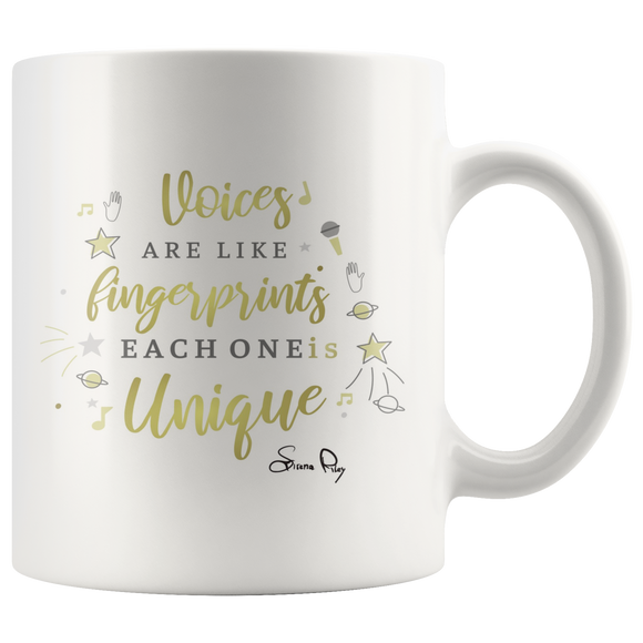 Voices 11oz Mug