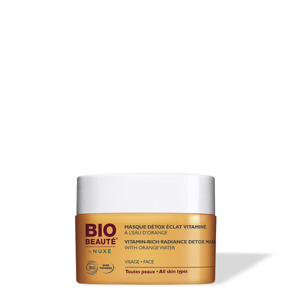 Bio-Beaute Vitamin-Rich Detox Mask with Orange Water