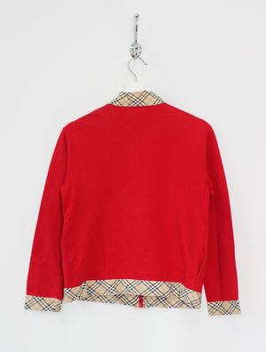 Women's Burberry Sweatshirt (XS)