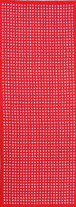 Mameshibori (red)