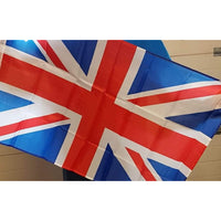 Union Jack Fabric Flag with Metal Eyelet 3ft x 5ft