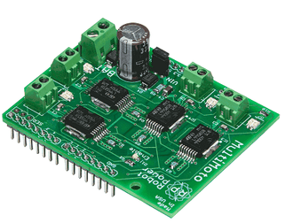 MultiMoto Arduino Shield