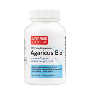 Agaricus Bio® Wellness Powder