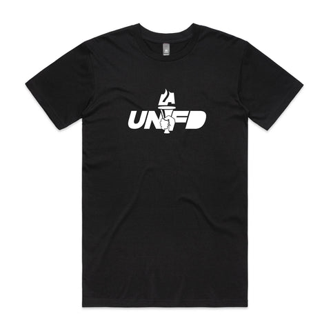 LAUNFD Pass the Torch Tee (One Color logo)