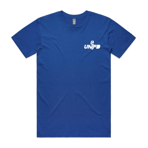 LAUNFD PTT Badge Tee (One Color Logo)
