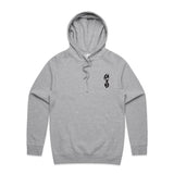 LAUNFD Torch Hoodie (One Color Logo)
