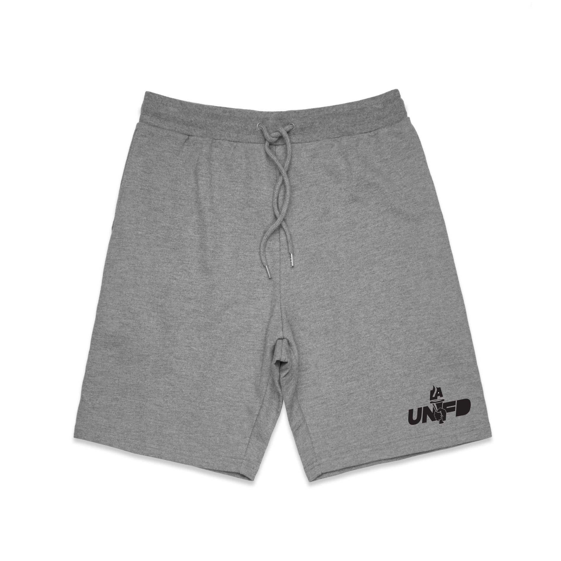 LAUNFD Pass the Torch Athletic Shorts (One Color Logo)