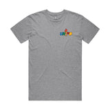 LAUNFD PTT Badge Tee (Multicolor Logo)