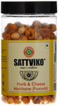 Sattviko Herb & Cheese Makhane Jar