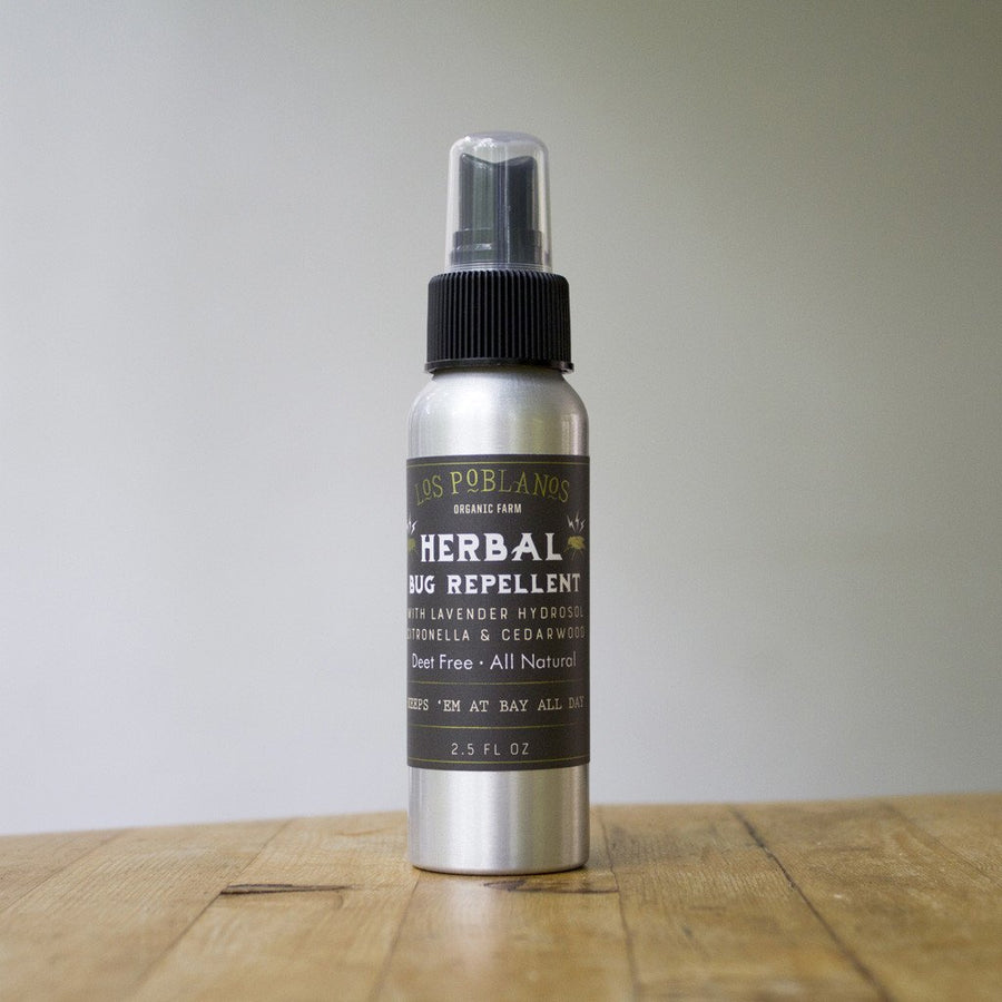 Herbal Bug Repellent
