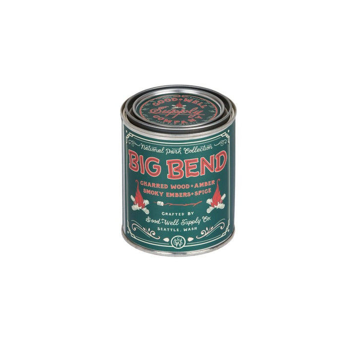 Big Bend Candle