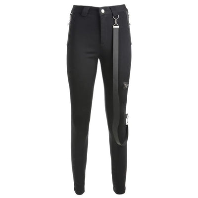 DECEPTION PENCIL PANTS - Bottoms