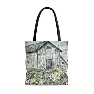 Tote Bag. The Lonely Barn. - Gin's Den