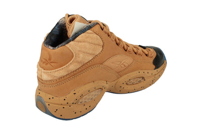 Reebok Question Mid Melody Ehsani Me Womens Hi Top Basketball Trainers BD4327 - KicksWorldwide
